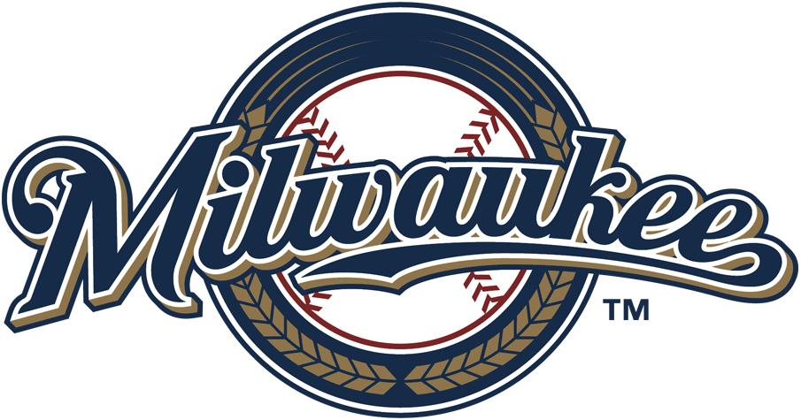 Milwaukee Brewers Logo PNG - 114938