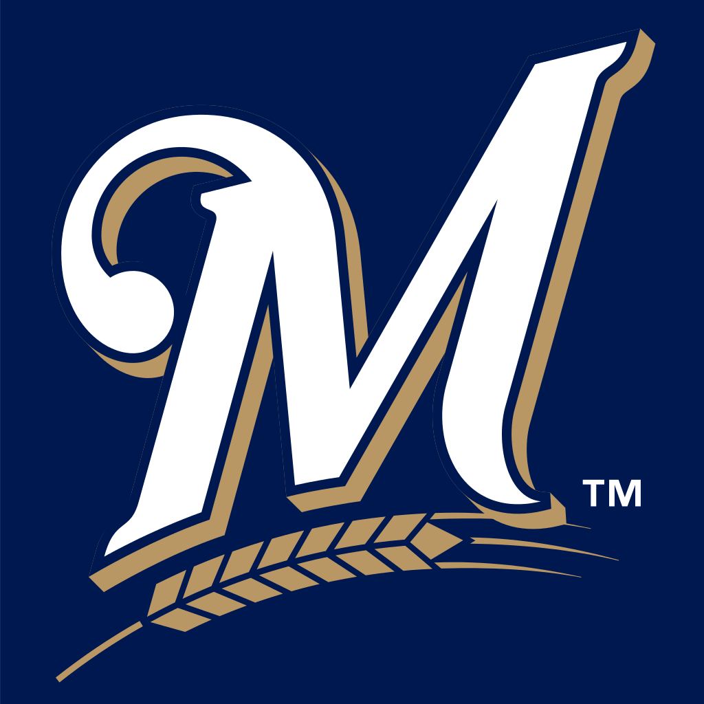 File:MilwaukeeBrewers caplogo.svg - Milwaukee Brewers Logo Vector PNG