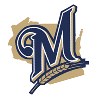 Milwaukee Brewers 220 - Milwaukee Brewers Logo Vector PNG