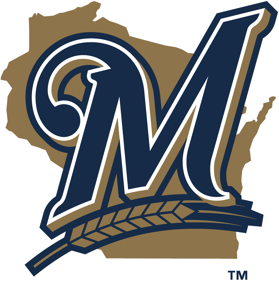 Milwaukee Brewers | Brands of the World™ | Download vector logos . - Milwaukee Brewers Logo Vector PNG
