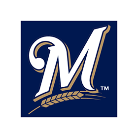 Milwaukee Brewers Cap Insignia logo vector download - Milwaukee Brewers Logo Vector PNG