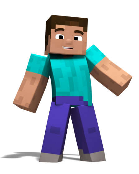 Minecraft Character Png PNG Image - Minecraft PNG