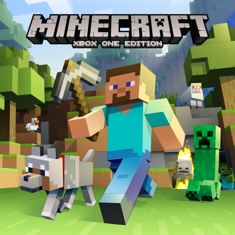 Minecraft HD PNG - 151586