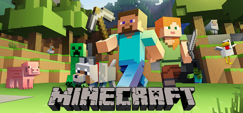 Minecraft 01 HD - Minecraft HD PNG