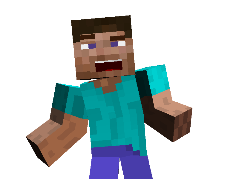 Minecraft HD PNG - 151600