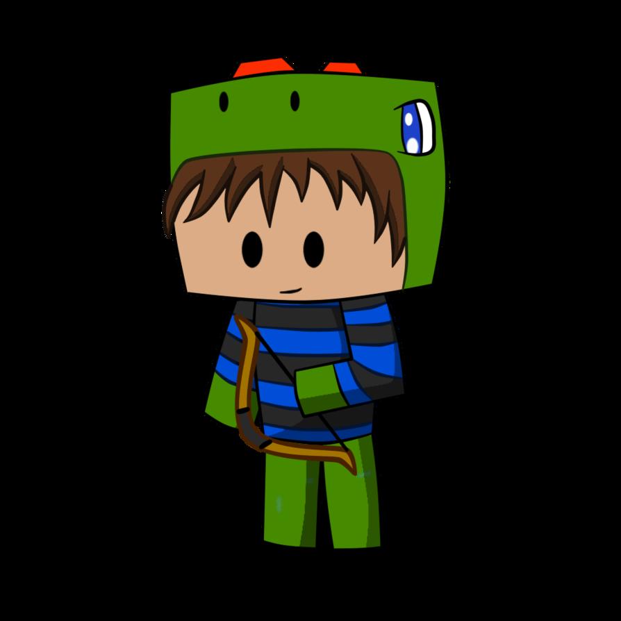 Venenox HD Chibi Minecraft by