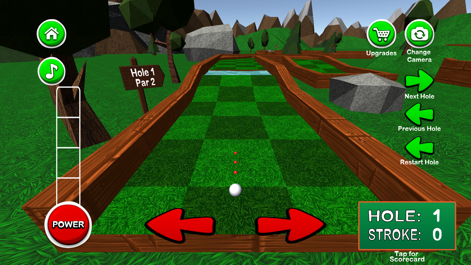 Mini Golf 3D Classic- screenshot - Mini Golf PNG HD