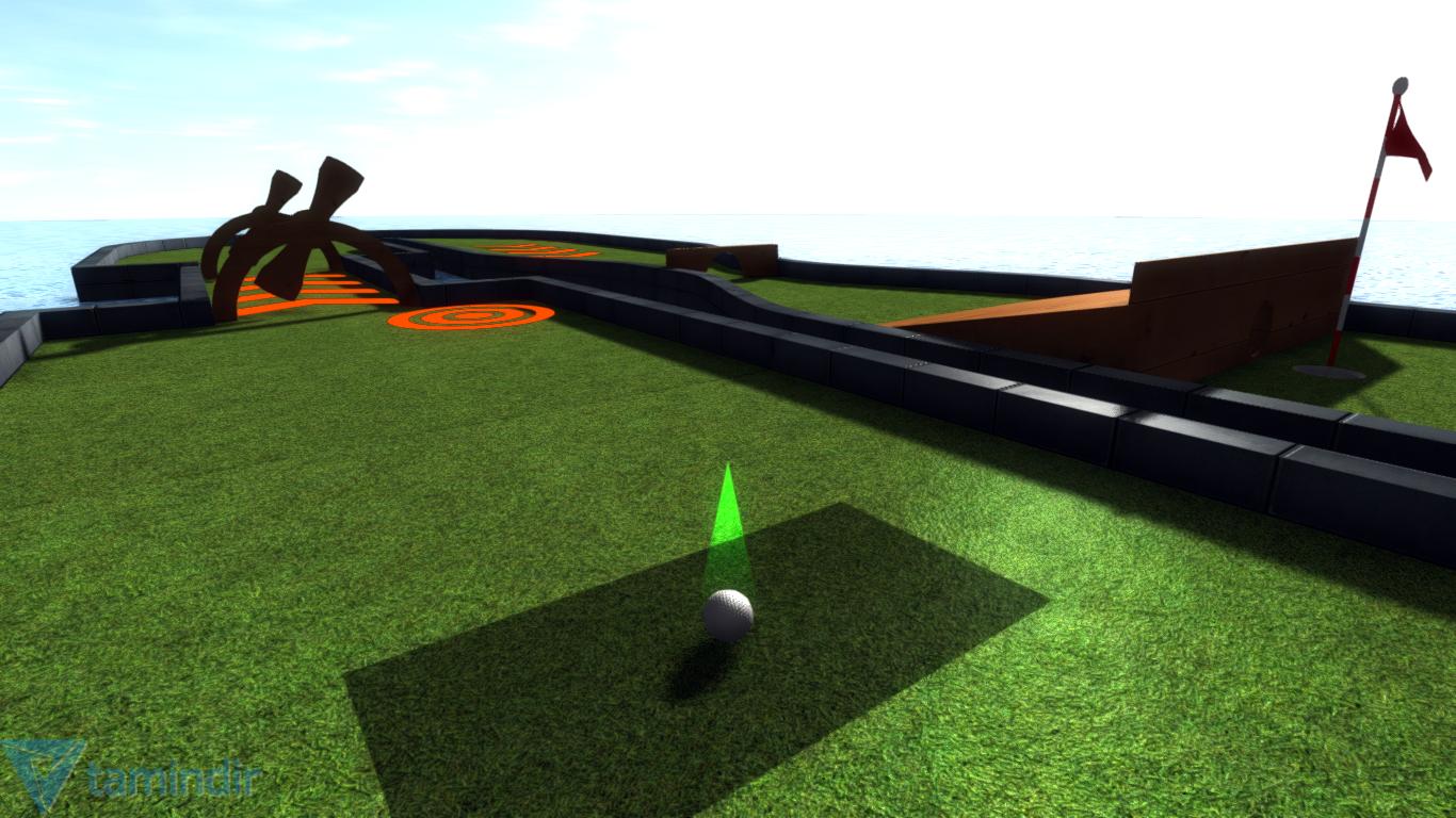 Mini Golf Club Ekran Görüntüleri - 1 - Mini Golf PNG HD