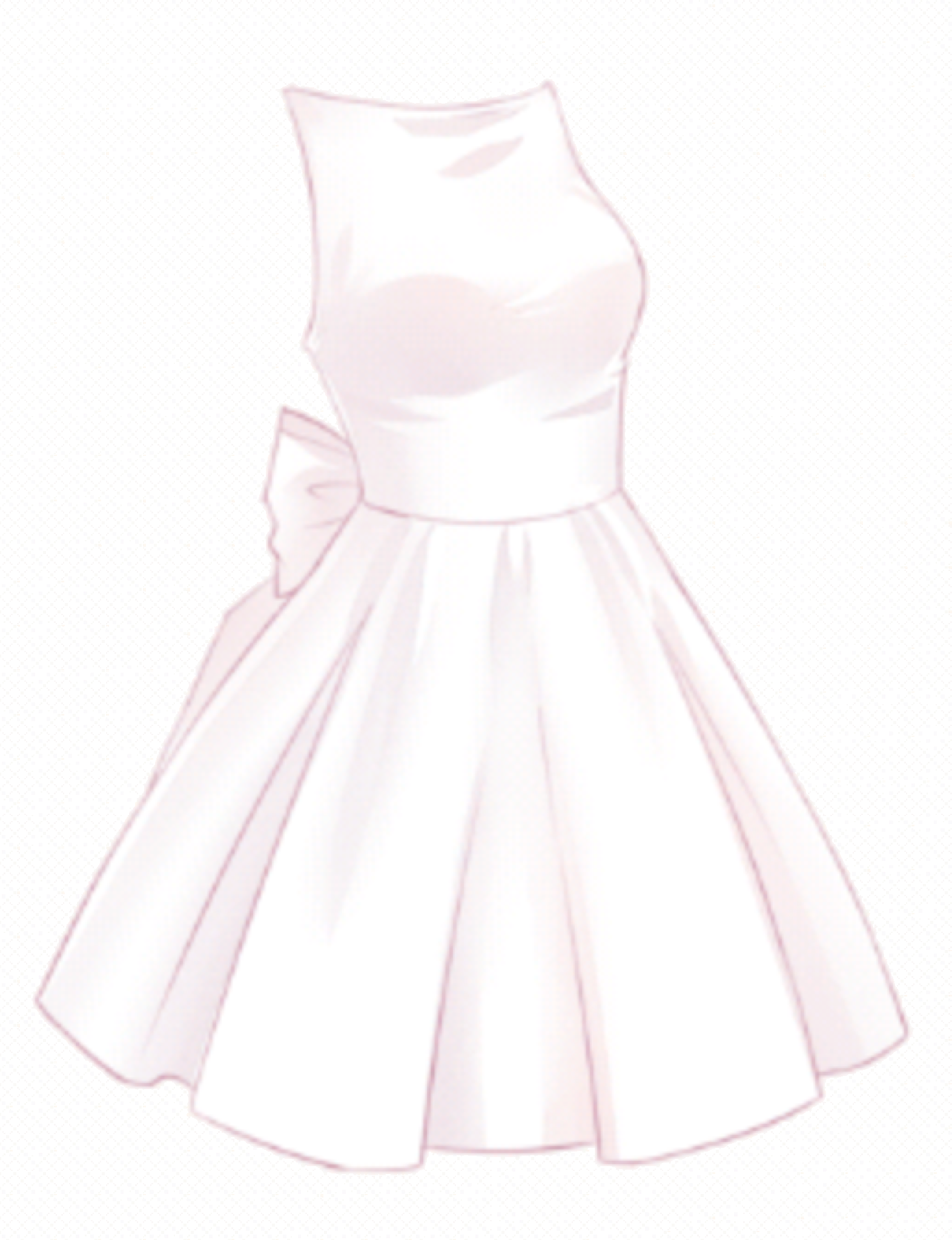 Mini Skirt Dress PNG