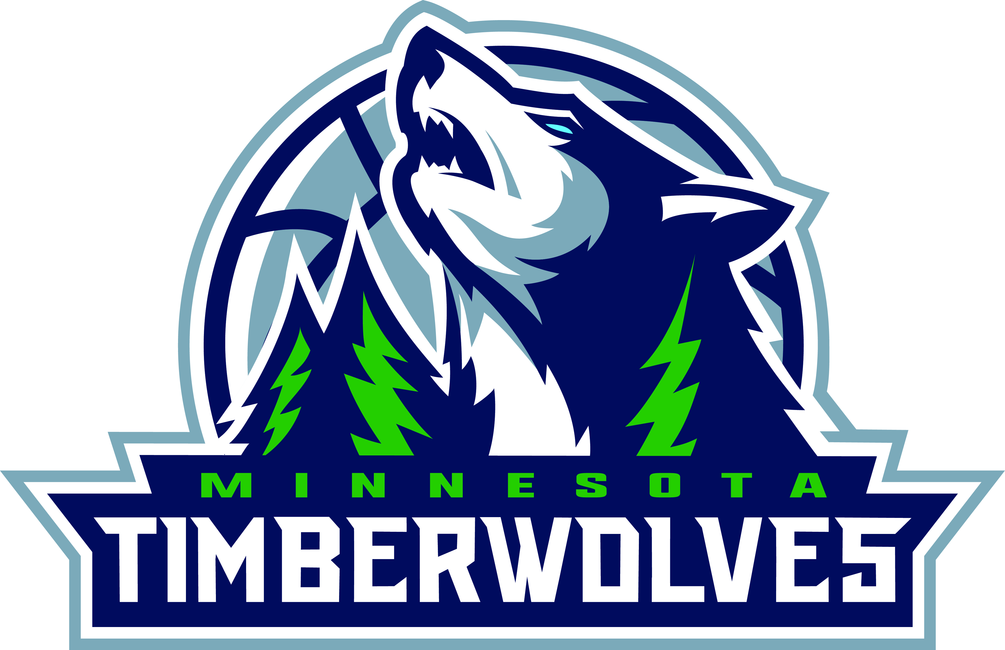 i like this and this better - Minnesota Timberwolves PNG