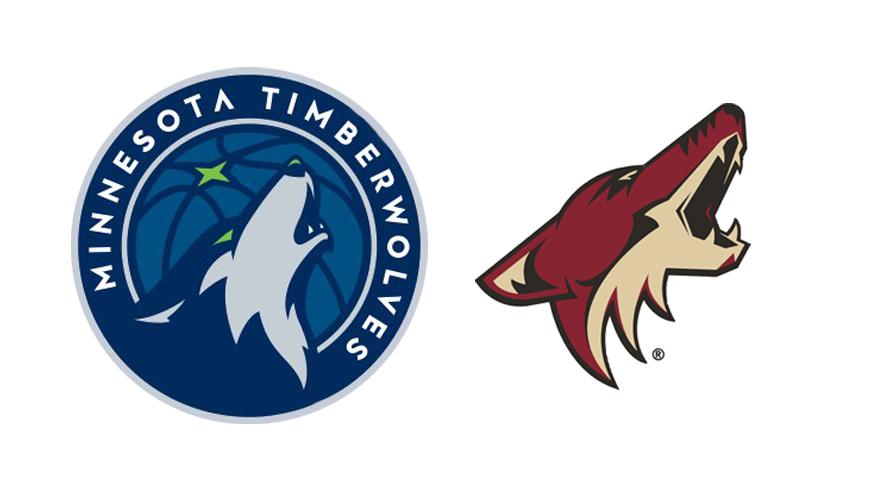 Leaked Minnesota Timberwolves Logo Looks Exactly like the Arizona Coyotesu0027 - Minnesota Timberwolves PNG