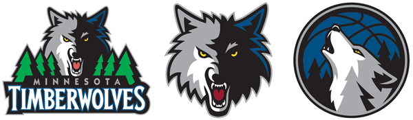 Minnesota Timberwolves current logos - Minnesota Timberwolves PNG