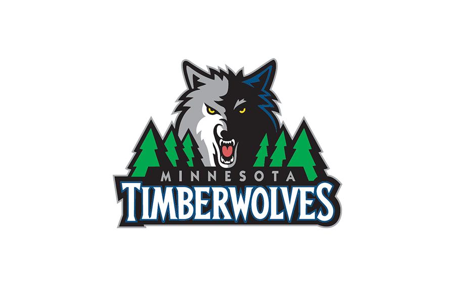 Minnesota Timberwolves logo u