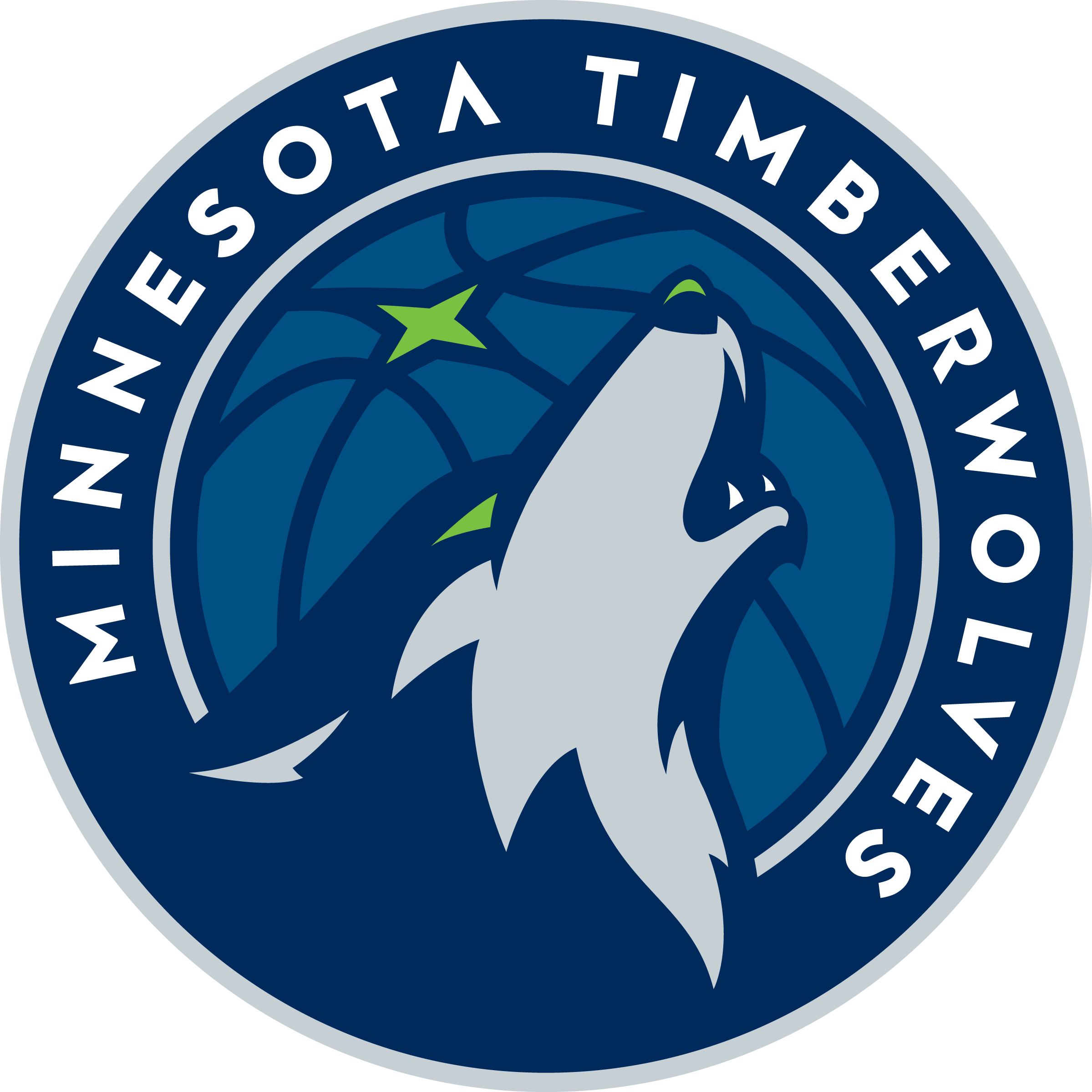 The logo was created over the past 12 months as part of a collaborative  effort between the Timberwolves ownership, team executives, PlusPng.com  - Minnesota Timberwolves PNG