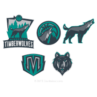 Timberwolves Logo Png Picture