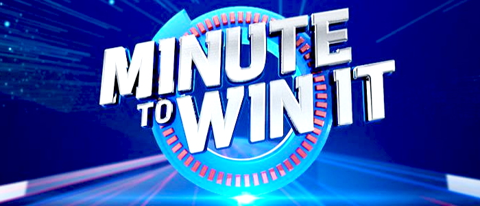Minute To Win It PNG - 55167