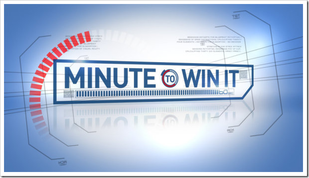 Minute To Win It PNG - 55157