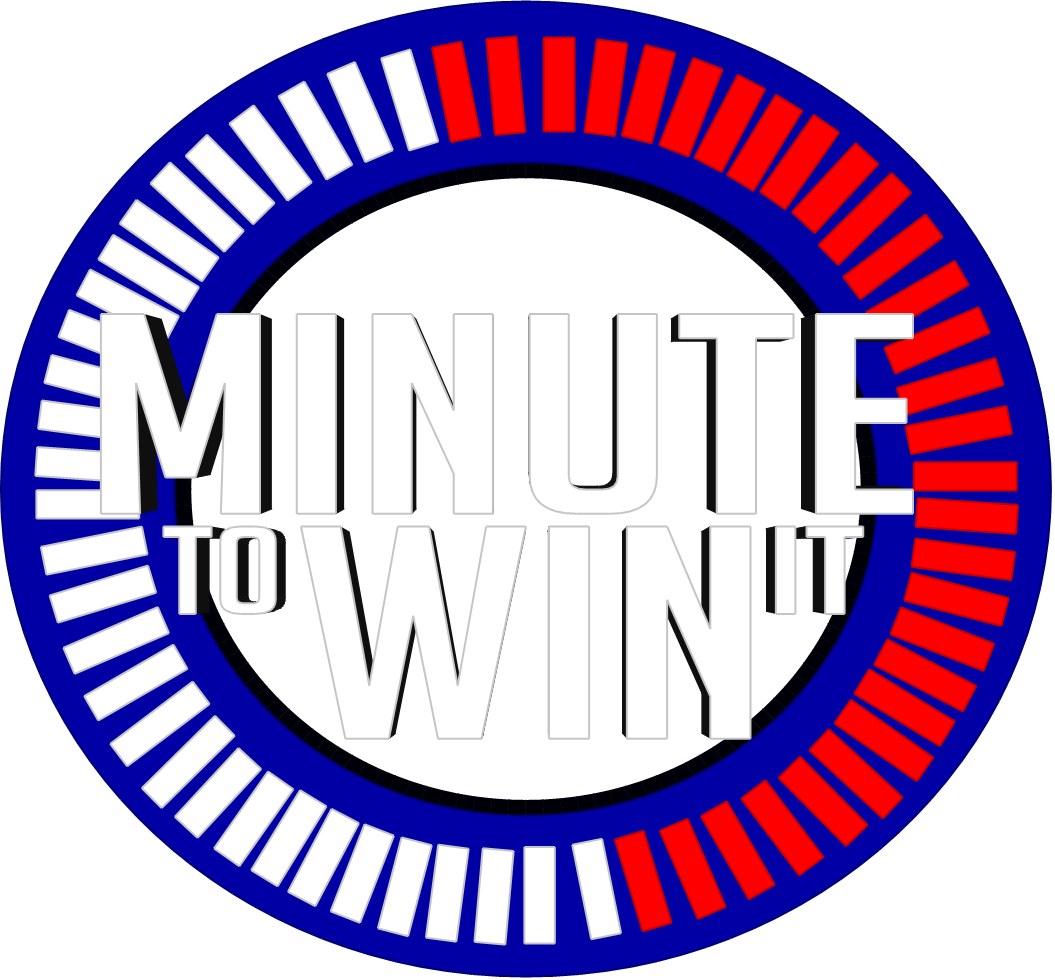 a minute to win it a Everybody can enjoy these one minute to win it games read our list of minute to win it games for teens, kids, groups, and office at your next party this is the best.
