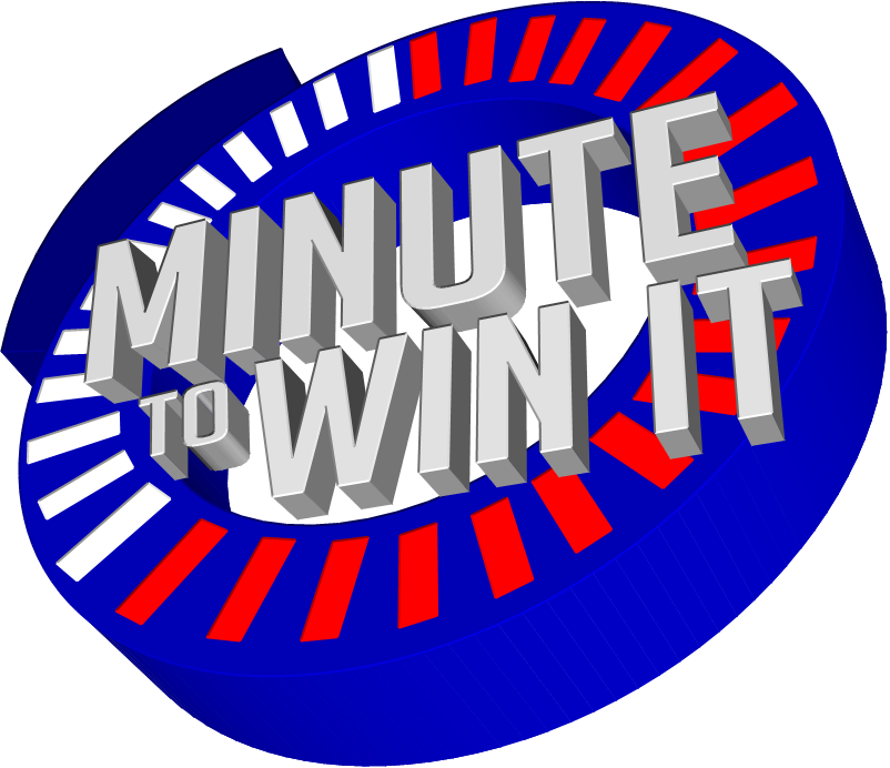 Minute To Win It PNG - 55161