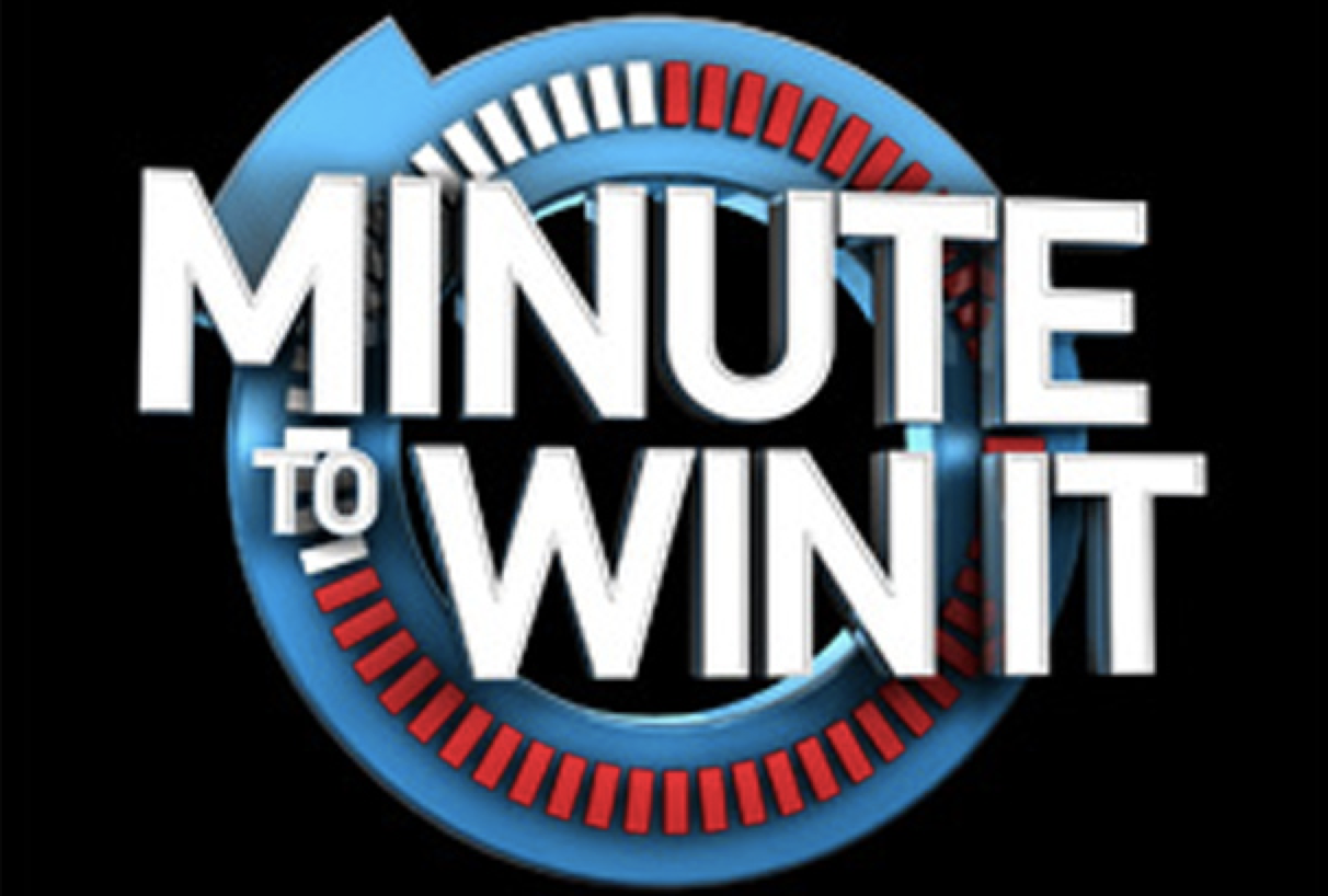 Minute To Win It PNG - 55158
