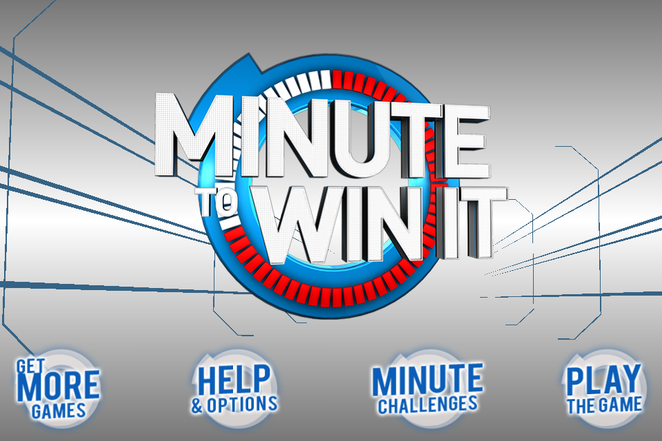 Minute To Win It PNG - 55165