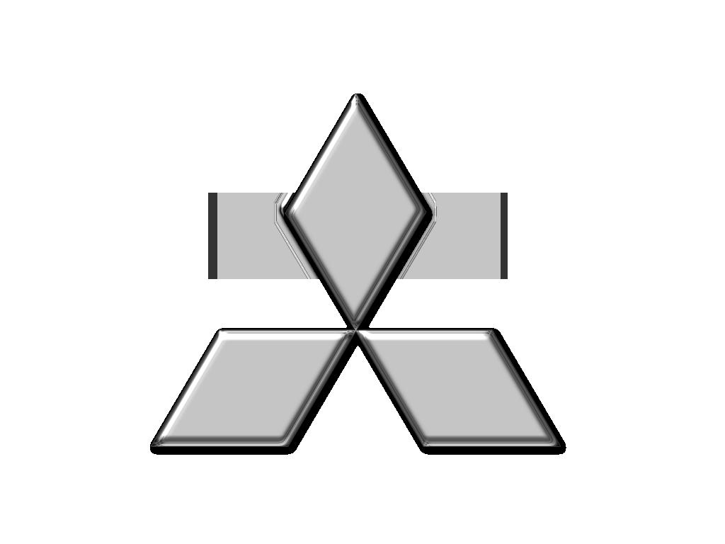 Mitsubishi Emblem 1024x768 HD png - Mitsubishi HD PNG