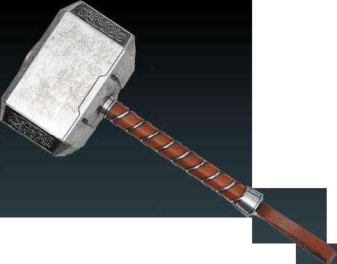 Mjolnir PNG - 79031