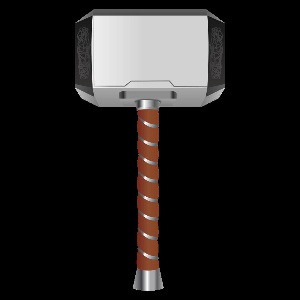 Mjolnir PNG - 79033