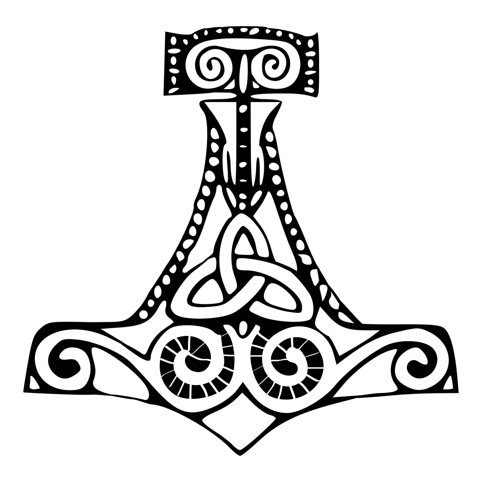Mjolnir PNG - 79037
