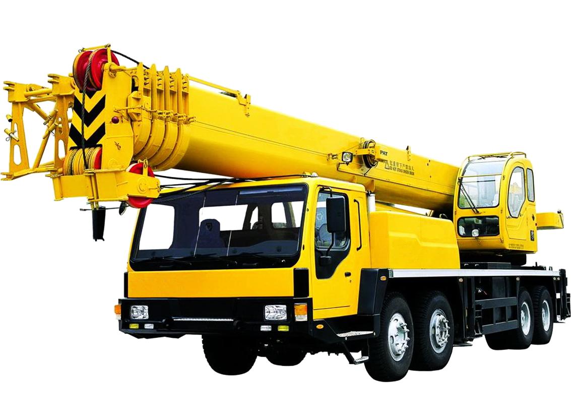 Mobile Crane PNG - 42300