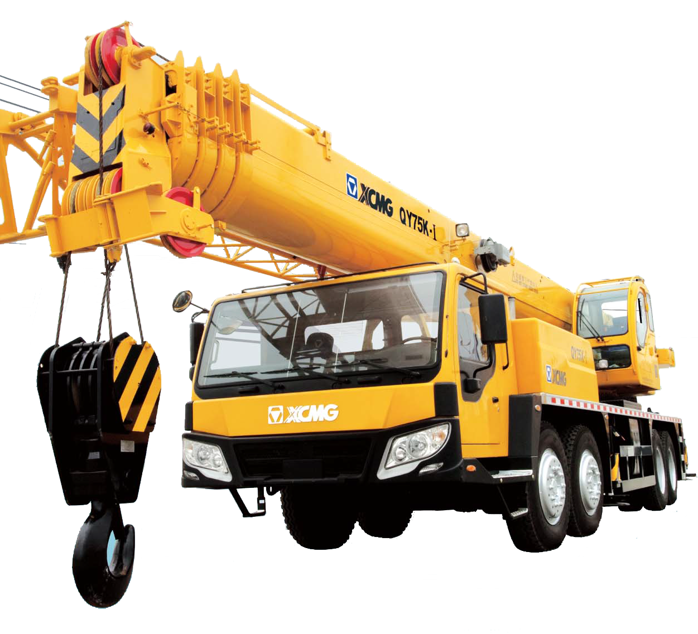 Mobile Crane PNG - 42307