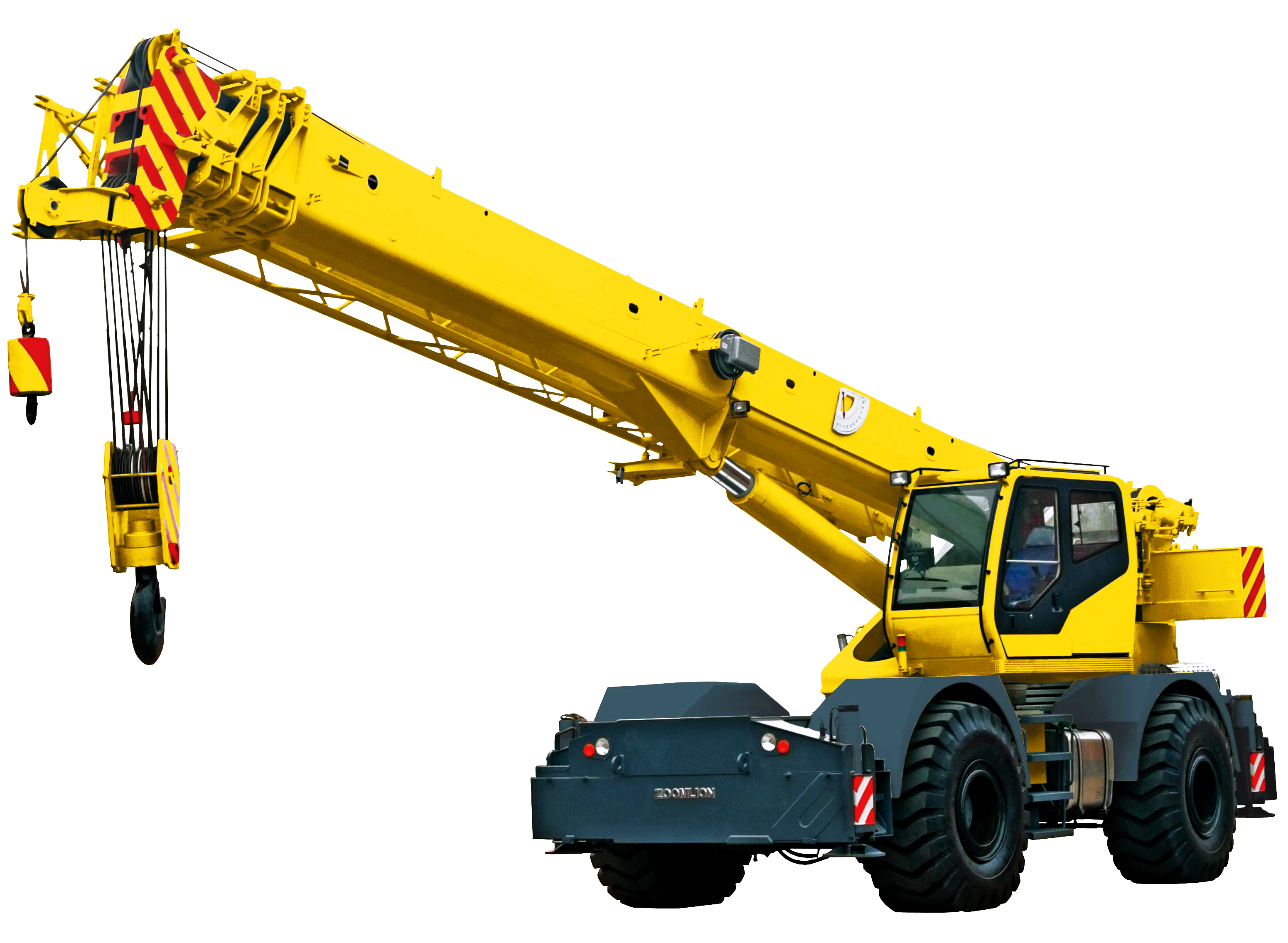 Telescopic Crawlers