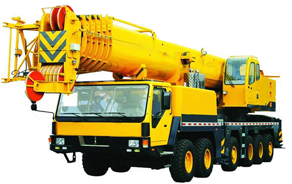 Mobile Crane PNG
