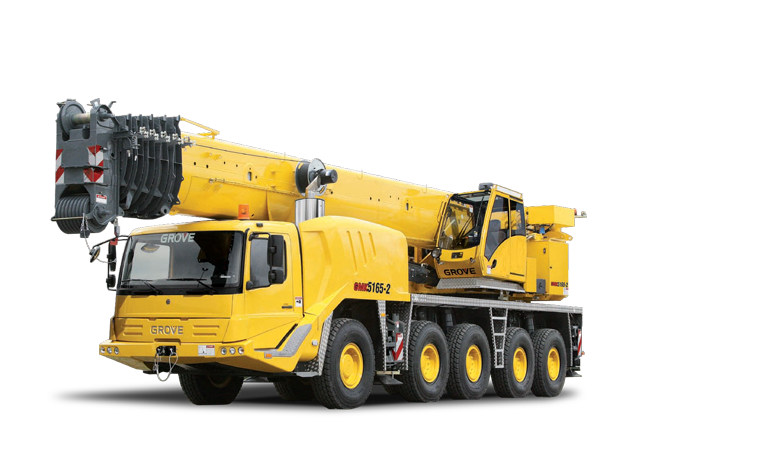 grove - Mobile Crane PNG