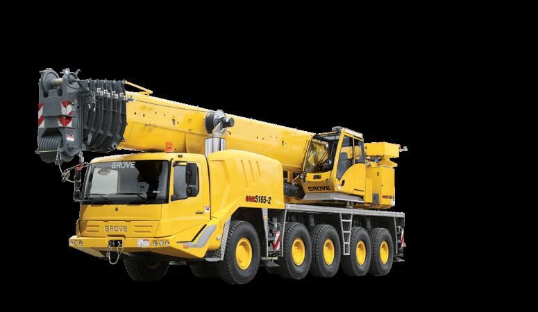 Mobile Crane PNG - 42306