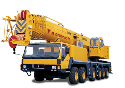 Mobile Crane PNG - 42302