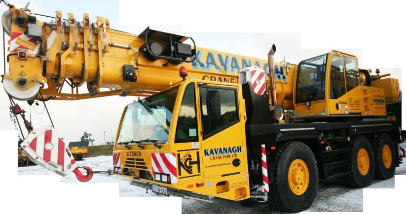 Mobile Crane PNG - 42305