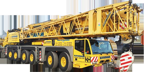 Mobile Crane PNG - 42309