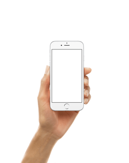 Mobile In Hand PNG - 42353