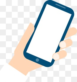 Mobile In Hand PNG - 42354