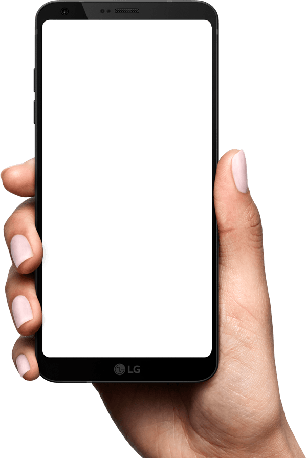 Mobile In Hand PNG - 42345