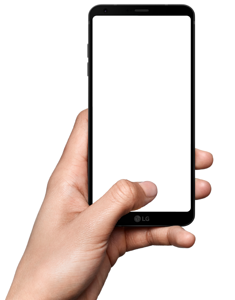 Mobile In Hand PNG - 42349