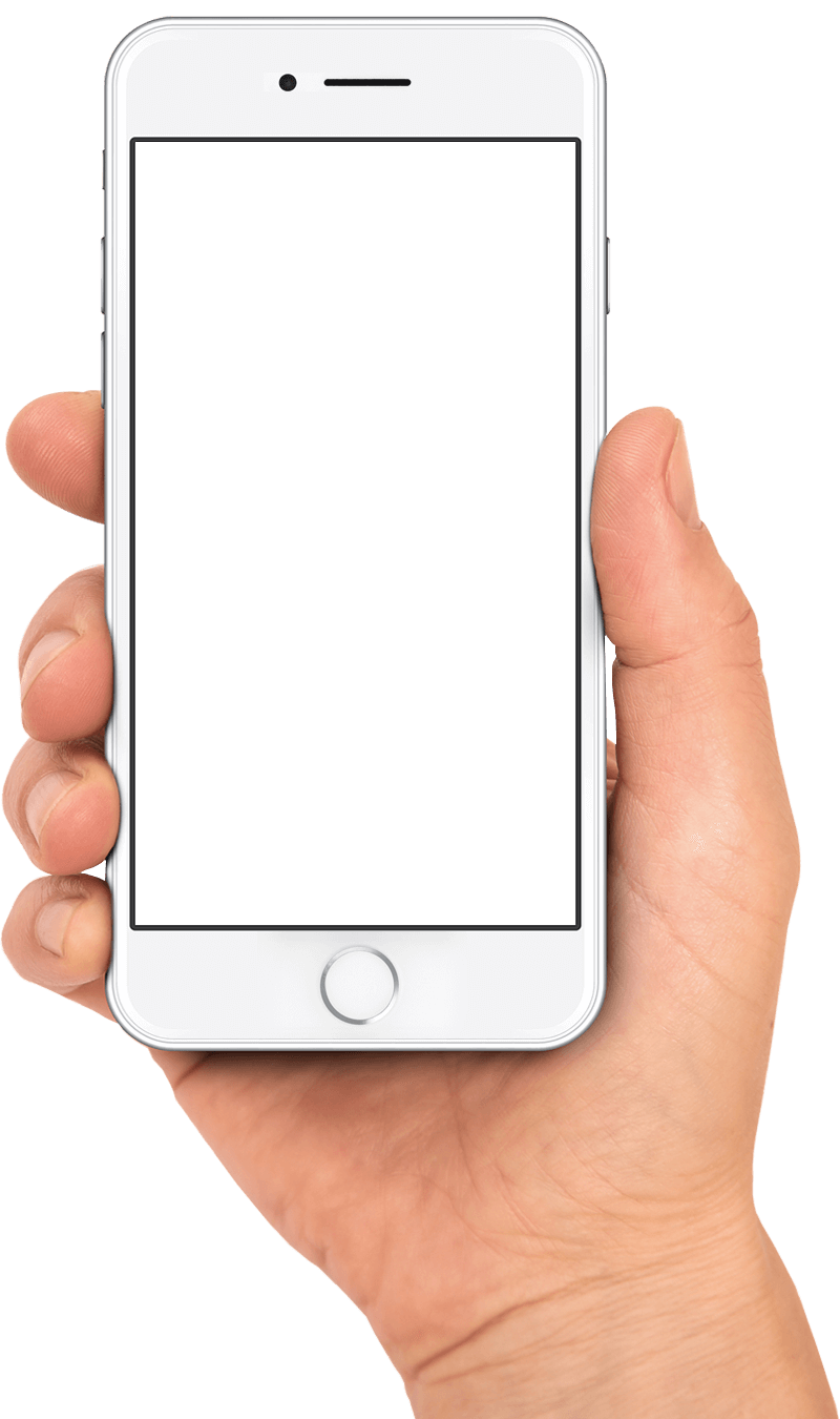 Mobile In Hand PNG - 42352