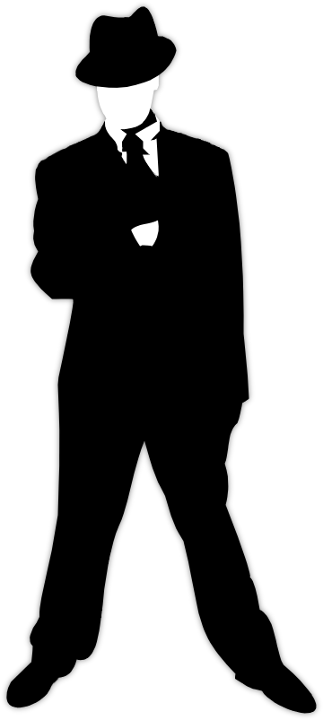Mobster PNG HD