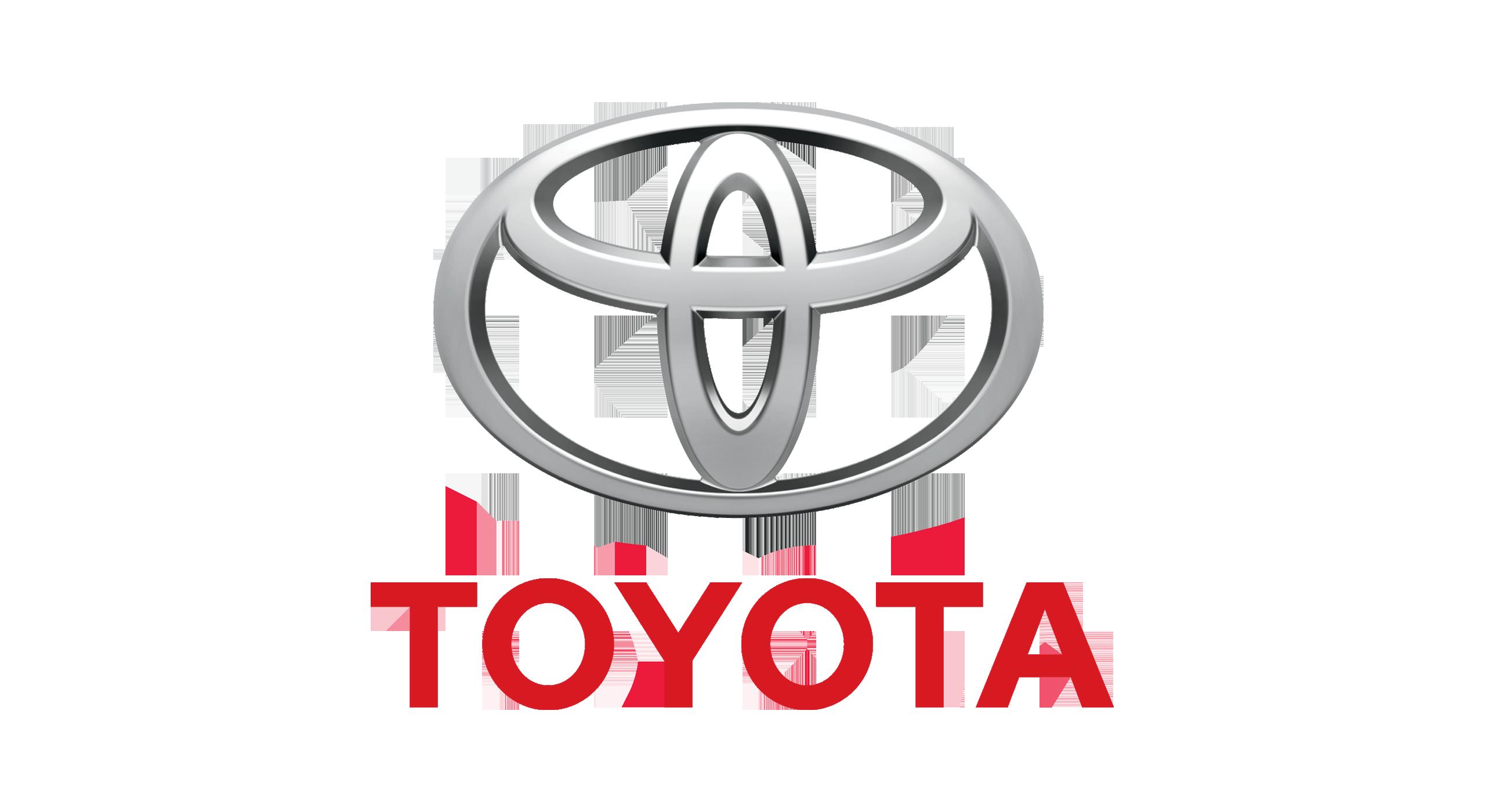 Toyota Logo (1989-Present) 2560x1440 HD png - Model T PNG HD