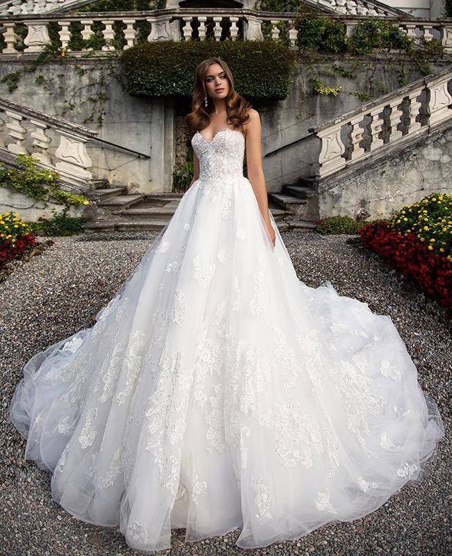 MillaNova - Modern Bride PNG