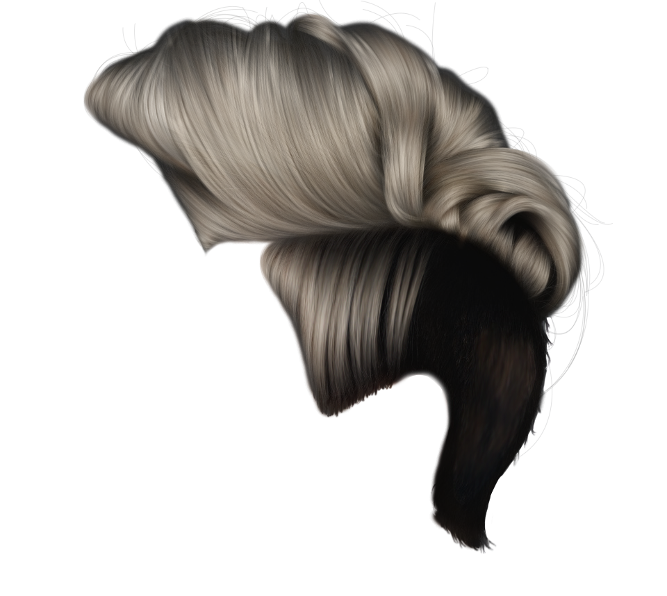 Elegant Mohawk by hellonlegs Elegant Mohawk by hellonlegs - Mohawk Hair PNG