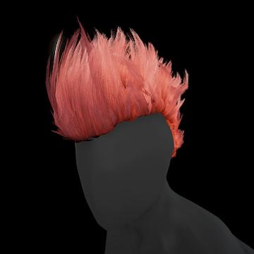 Mohawk Hair PNG - 42279