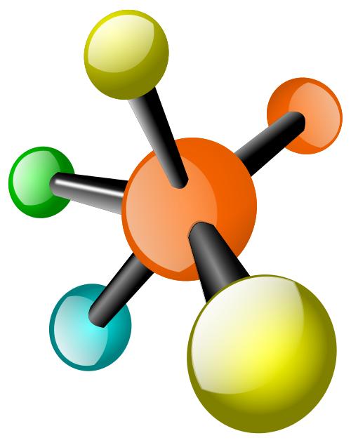 Molecules PNG - 4180