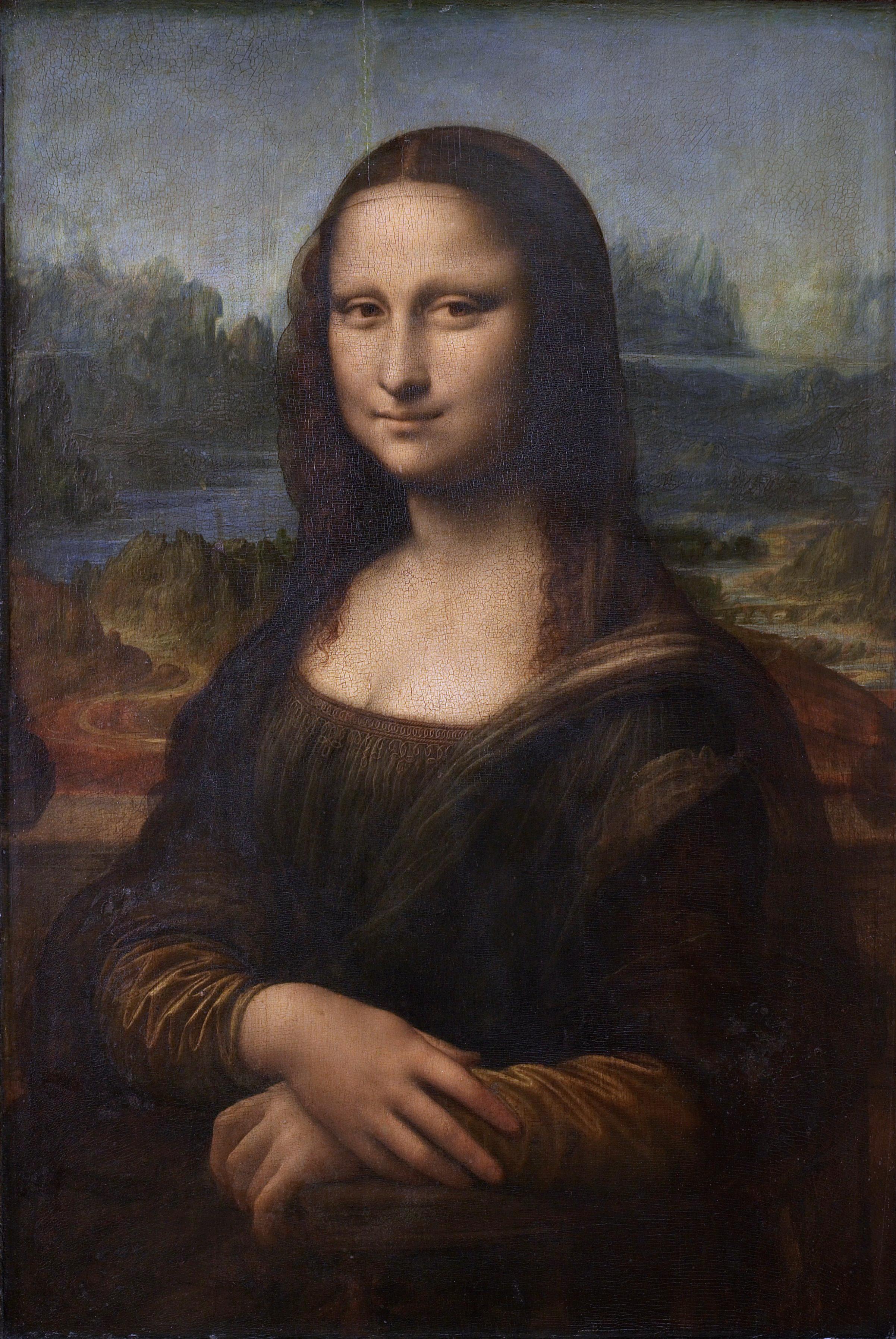 Mona Lisa PNG HD